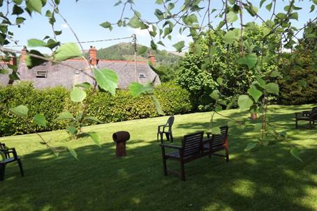 Hillcrest Dog Friendly Guest House B Amp B Denbighshire North